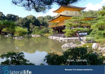 to view Japan trip ideas - Laterallife