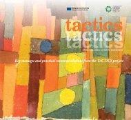 tactics - Vinnova