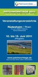 Rüdesheim / Rhein 10. bis 13. Juni 2011