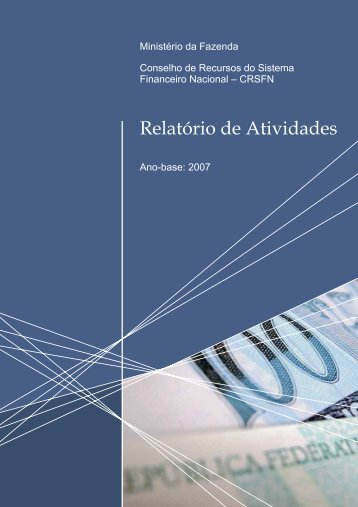 CRSFN - Banco Central do Brasil