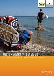 Weber Produkt-Prospekt 2013 (PDF) - Weber Products