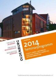 Seminarprogramm 2014 - 1. Halbjahr - Fachlehranstalt des ...