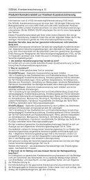 Produktinformationsblatt zur Kranken-Zusatzversicherung SIGNAL ...