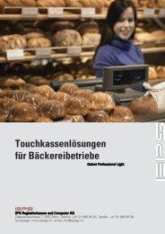 Touchkasse Professional light - EPS AG (Bern)