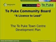 Te Puke Community Board