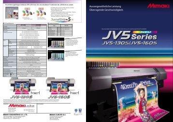 Datenblatt JV5-160 - Minimondo