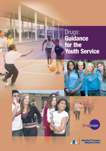 Guidance for the Youth Service - DrugScope