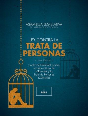 Ley Trata de Personas - Dirección General de Migración y Extranjería