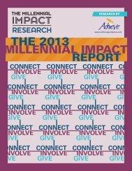 Millennial Impact Research