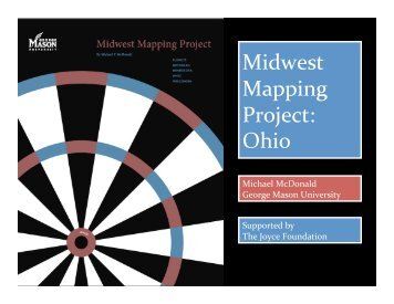 Midwest Mapping Project: Ohio - Cleveland State University