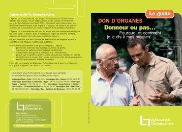guide don d organe - CCAS