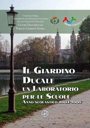 Il GIardIno ducale Il GIardIno ducale - Grandi Giardini Italiani