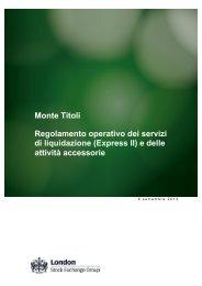 Express II - Monte Titoli