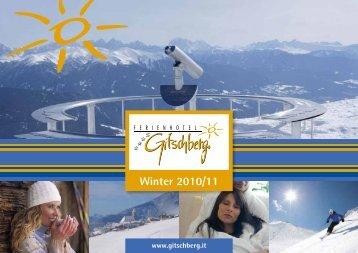 Winter 2010/11 - Hotel Gitschberg