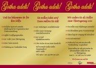 Anmeldeformular - KulTourStadt Gotha Gmbh