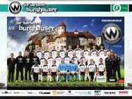 Max Urwantschky - Wacker Burghausen