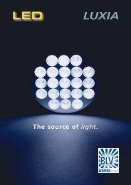 LED Luxia - beim Licht-Team Speyer