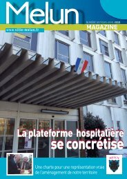 voir le catalogue Melun Magazine n°57 Mars/Avril 2010