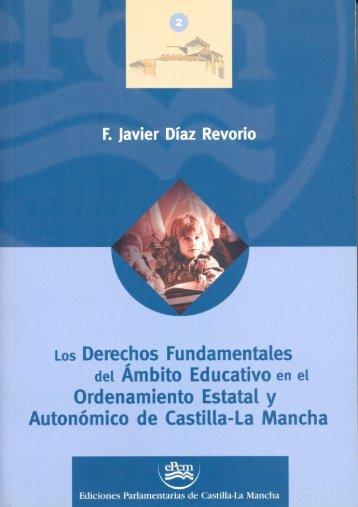 Los Derechos Fundamentales del Ámbito Educativo - Cortes de ...