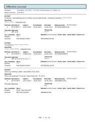 Offentleg journal 05 10-12 2013.pdf - Helse Førde