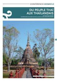 conférenceàdomicile du peuple thaï aux thaïlandais - Arts et Vie