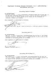 ondertekening NEC - Royal Haskoning