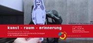 kunst-raum-erinnerung - Bildungsverbund für die IJBS ...