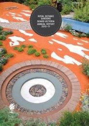 Annual Report 2010-2011 (PDF - 2.47 mb) - Royal Botanic Gardens ...