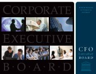 2. - Corporate Executive Board
