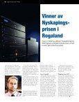 Utfordrer norske apputviklere PIM Master bidrar til ... - Peak Magazine - Page 6