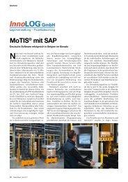 MoTIS® mit SAP - materialfluss.de