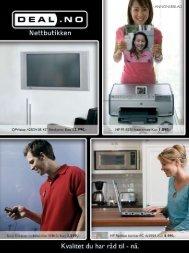ANNONSEBILAG - A-pressen Digitale Medier