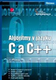 Algoritmy v jazyku C a C++ - eReading