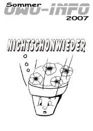 oiss07 - Fachbereich Mathematik - Technische Universität Darmstadt