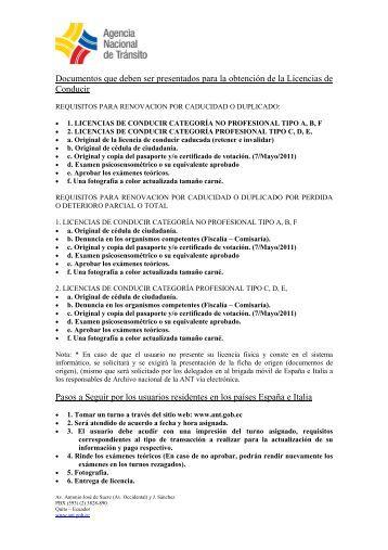 Requisitos + Pasos a Seguir usuarios en España e Italia + Costos