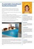 plancher chauffant rafraichissant - Climamaison - Page 2