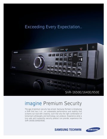 imagine Premium Security