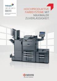 Prospekt downloaden - Drucker Kopierer Fax
