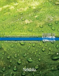 Proceedings of the Future of Water for Food Conference - Office of ...