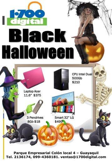 Black Hallowen 2014