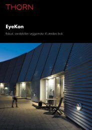 EyeKon - THORN Lighting