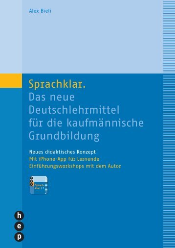 Sprachklar.» (PDF) - h.e.p. verlag ag, Bern