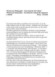Riedl Montessori - Sauerteig der Schule Endfassung Endfass…