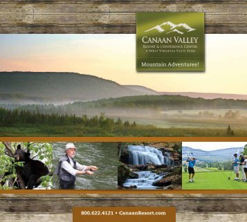 Canaan Valley Resort - West Virginia State Parks