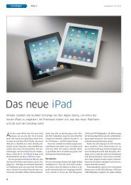 iPadSpecial 1/2012 - Macwelt