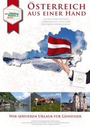 Prospekt von Touring Hotels Austria downloaden - TouringHotels.at