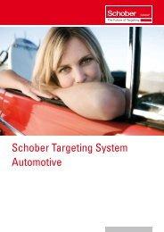 Schober Targeting System Automotive