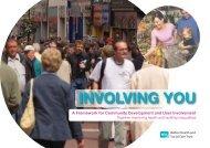 'Involving You' framework - Belfast Health and Social Care Trust