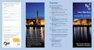 UM brochure 2012.indd - TRICS