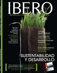 SuStentabilidad y deSarrollo - Ediciones Universitarias
